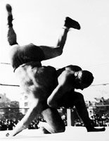 Успехи болгарских борцов на Олимпийских играх