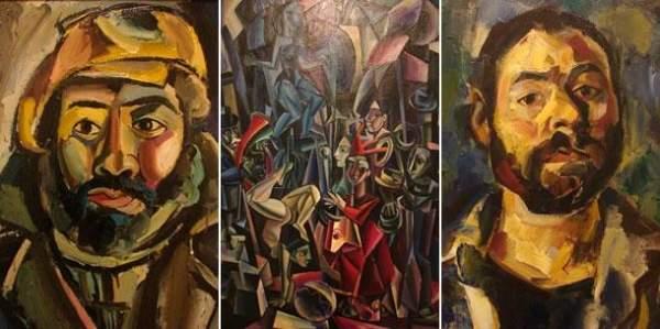 По обе стороны океана ‒ выставка живописца Кирилла Христова в Софии