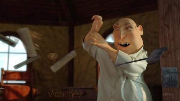 Панайот – первый трехмерный анимационный болгарский 3Д герой