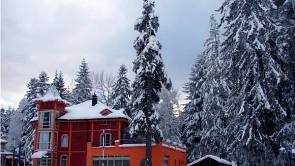 Зимний туристический сезон в своем разгаре