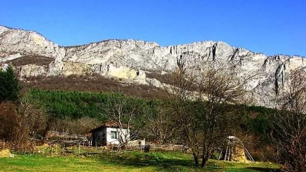 Згориград – город за горами
