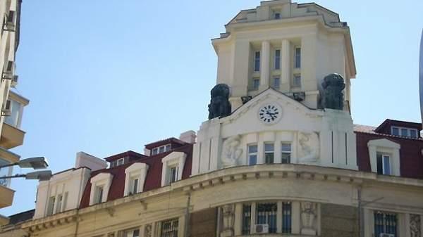 Часы Софии как туристическая достопримечательность