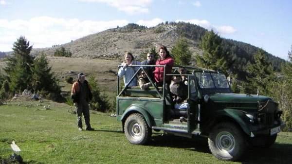 Отдых в горах Родопы