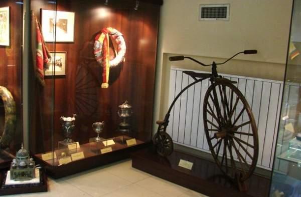 Музей спорта – прогулка среди медалей, побед и славы