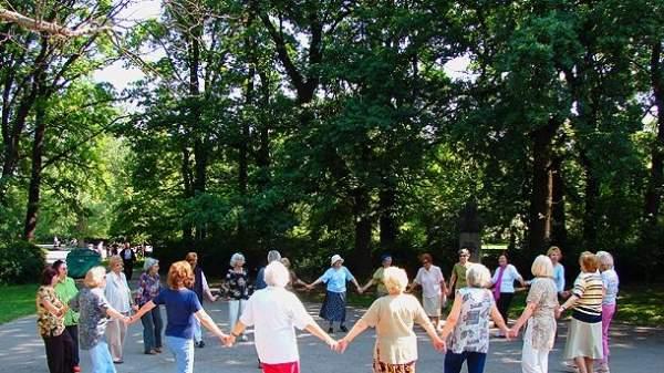 Весенняя прогулка по городским паркам Софии