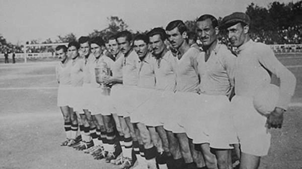 Варна – первая футбольная столица Болгарии