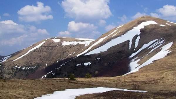 Горы на западной границе Болгарии – изумительные панорамы и дикая природа