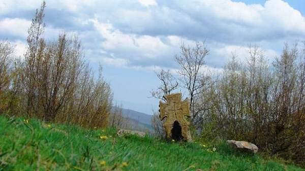 Знакомство с горами близ города Софии