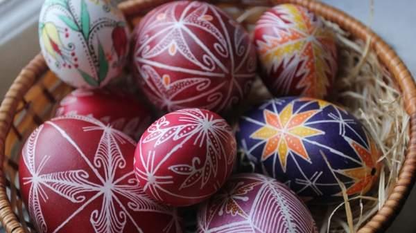 Расписные яйца на Пасху – животворное наследие Велинграда ...