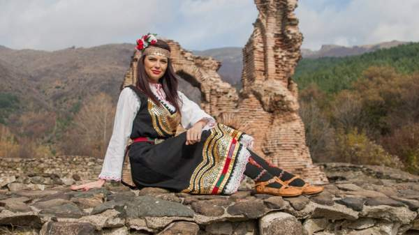 Красота болгарок в объективе фотографа Радослава Пырванова