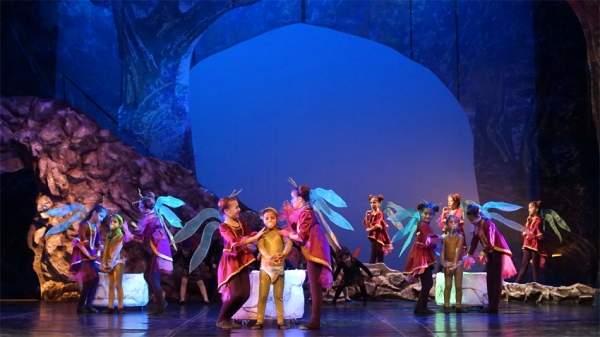«Как-то летом на болоте» - детский мюзикл, прививающий любовь к природе