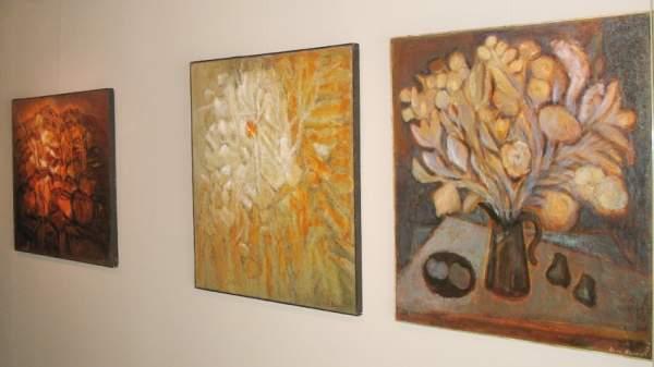 Три выдающиеся болгарские художницы представлены в галерее «Арте»