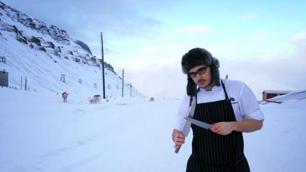 Филип Захариев – шеф-повар в экстремальных условиях работы