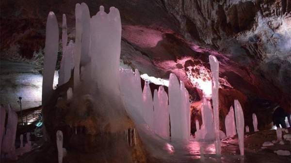 Прохладная прогулка по пещерам Врачанского Балкана