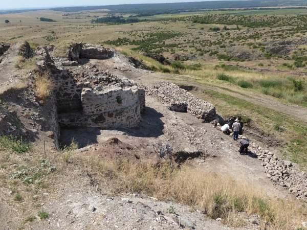 Исключительно редкую находку обнаружили археологи в крепости близ Бургаса