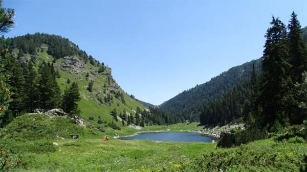 По паломнической тропе к Сухому озеру