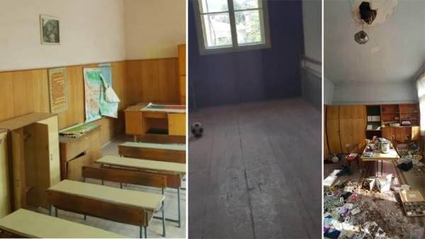 Сохраним школу в селе Хвойна