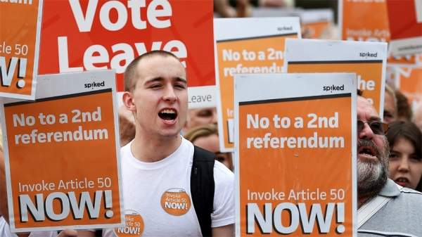 Ив Бертонсини: Brexit – это синоним провала!
