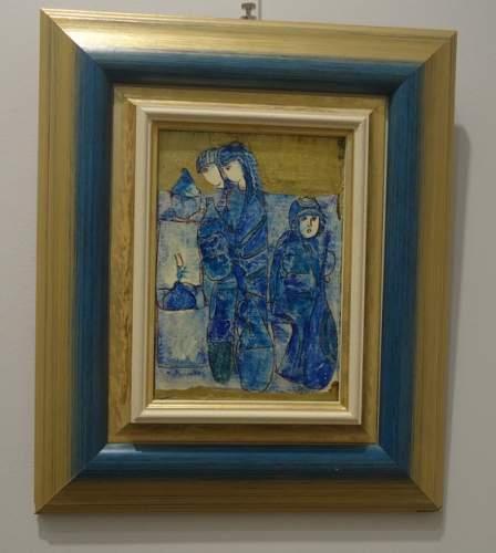 Лика Янко – «Пикассо в юбке», в белоте картин которой виден Бог