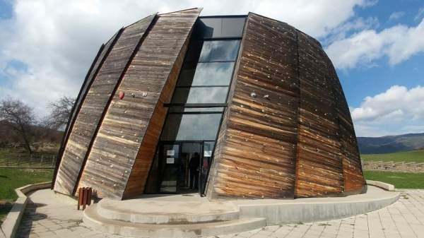 Музей плиоценовой эпохи в Дорково − единственный на Балканах
