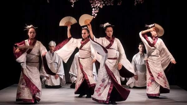 Болгарский кукольный театр уводит нас в японскую сказку