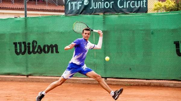 Симеон Терзиев жаждет прорваться к вершинам мирового тенниса