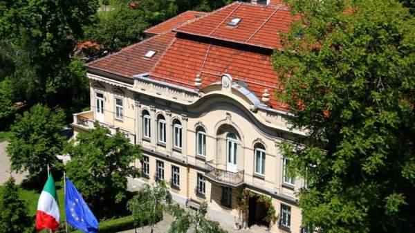 Архитектурные шедевры Софии с дипломатической миссией