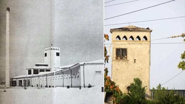 Печальная судьба промышленных зданий со времен болгарского модернизма