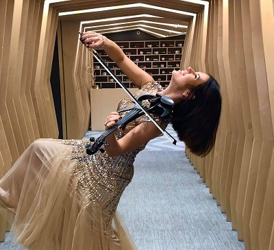 Скрипачка Таня Тингарова – жизнь как в сказке «1001 ночи»