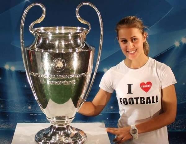 Симона Петкова – звезда футбола со смелым сердцем
