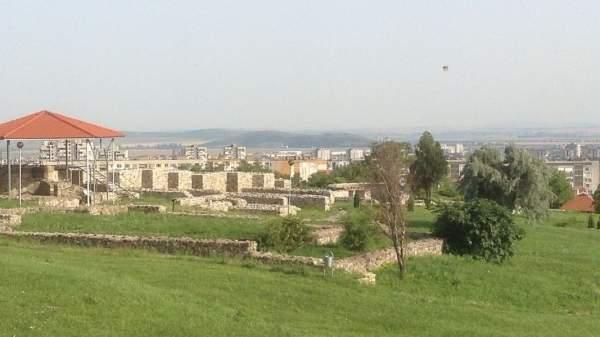 Античная крепость Туида в Сливене «живет» в соответствии с ритмом и потребностями современных людей