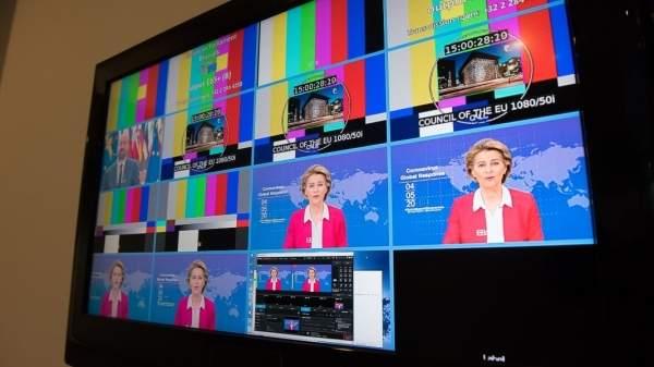 Европейский союз на практике показывает значение слов «солидарность» и «единство»