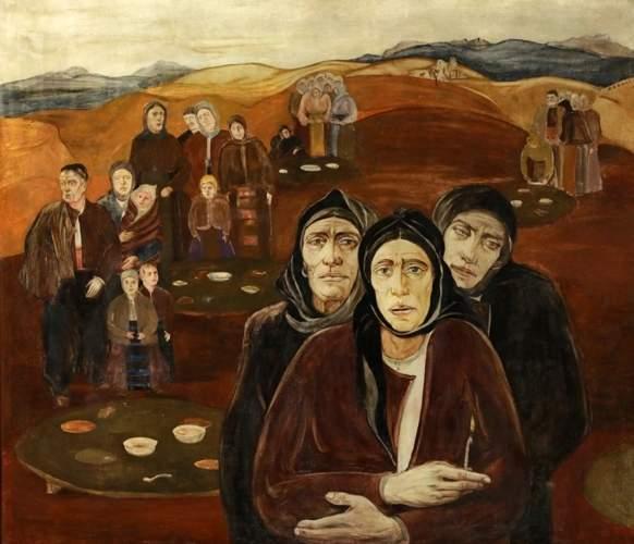 Забытый художник Пенчо Георгиев между творчеством и жизнью