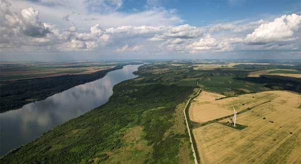 Веломаршрут Дунай Ультра – опознайте многообразие дунайского поречья