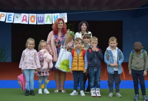 Новый учебный год начался и в болгарских школах за рубежом