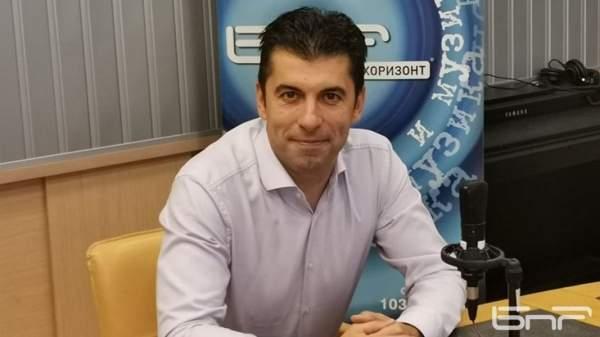 Кирил Петков: «Продолжаем перемены» – это не президентская партия